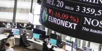 European Markets Lower on North Korea Missile; Poised for Best Week