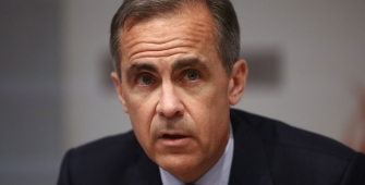 BoE's Carney Reiterates Hawkish View on U.K. Interest Rates