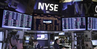 Wall Street Ends Winning Streak, Weighed Down by Rate...