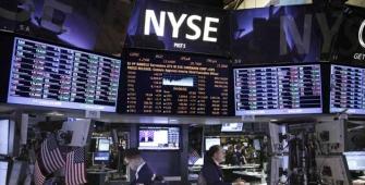 受到利率预期的拖累,华尔街结束连涨