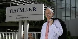 «Даймлер» инвестирует $1 млрд в развитие электрокаров