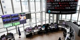 Pasaran Eropah Berakhir Tinggi Secara Marginal Selepas Pilihan Raya Jerman