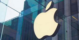 Apple Shares Slide, Hover Near Correction Territory