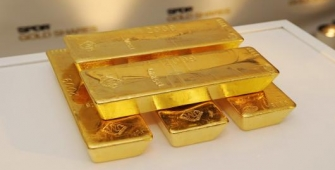 Gold Prices Slightly Lower as U.S. Dollar Eases