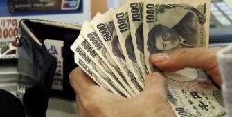 Японская иена продолжает расти
