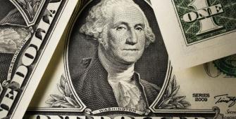 Dollar Wavers Around 2-Week Lows Ahead of Fed Minutes