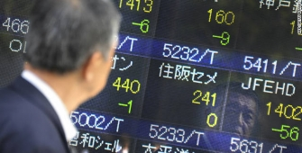 Asian Shares Rally after Wall Street Notches Record Close
