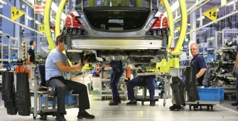 Eurozone Industrial Production Growth Surges in August