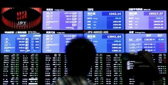 Asian Markets Flat as Dollar Climbs
