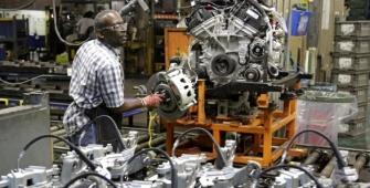 Produksi Industri AS Sedikit Naik di bulan September