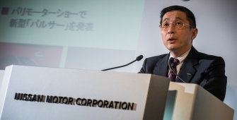 Nissan остановил работу на всех заводах в Японии