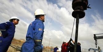 Суточная добыча нефти в Венесуэле снизилась до минимума 28 лет