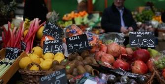 Британия: инфляция достигла 5-летнего максимума; занятость населения сократилась