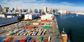 Japan Export Growth Steady in October