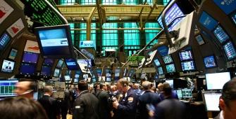 Saham AS meningkat, didorong oleh peningkatan saham dari Chipmakers, Verizon
