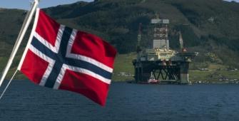 Добыча углеводородов в Норвегии выросла на 8%