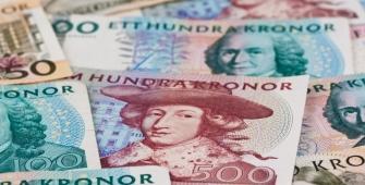 Swedish Krona Plunged to Crisis-Era Milestone