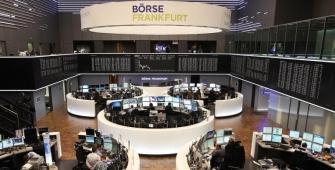 Pasaran Eropah Maju Ekoran DAX Jerman Ditutup Pada Paras Tinggi 2 minggu