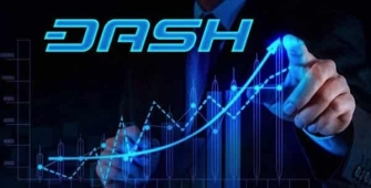 Курс Dash взлетел на 15%, преодолев отметку в $500