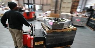 10月份美国核心资本货物订单下降