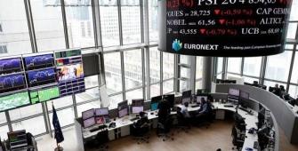Pasaran Eropah Mendatar Di Tengah Kapasiti Dagangan Lemah