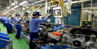El crecimiento manufacturero de Japón acelera en noviembre