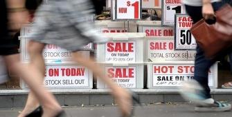 Las ventas minoristas de Australia suben en octubre