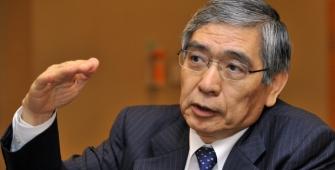 El presidente del Banco de Japón menciona que el actual marco político es