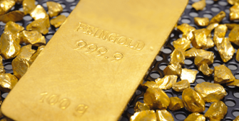 Gold Prices Steady Above 4-Month Low on Fed Rate Hike Expectations