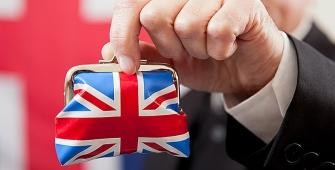 Инфляция в Великобритании достигла 5-летнего пика