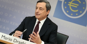 ECB Stands Pat on Policy, Raises Economic Growth Estimates