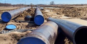 Экологи требуют остановить «Северный поток-2»