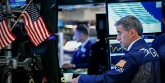 Wall Street Turun karena Dow Memberikan Keuntungan 283 Poin