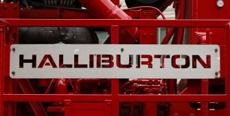 Чистый убыток Halliburton сократился в 12 раз