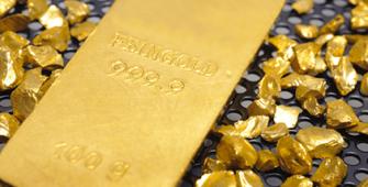 Gold Steady on Weaker Dollar