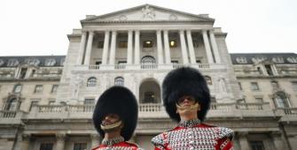 英国央行官员在通货膨胀压力之后考虑更快的利率上涨