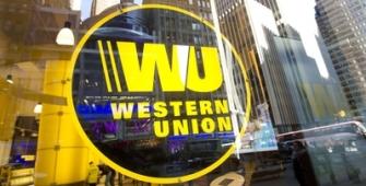 Чистый убыток Western Union составил $557 млн в 2017 году