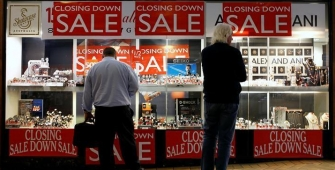 В январе рост розничных продаж в Британии оказался хуже прогноза