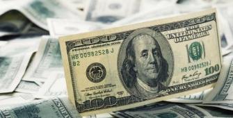 Доллар упал до трехлетнего минимума
