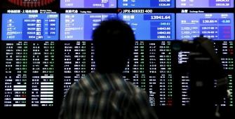 随着美国和中国股市的关闭,全球股市准备好在五天内发布首次亏损