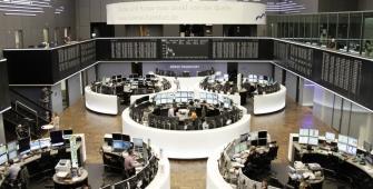 Pasaran Eropah Kebanyakan Tinggi Berikutan Pendapatan Yang Kukuh