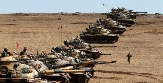 Военная операция Турции в Сирии спровоцировала обвал лиры