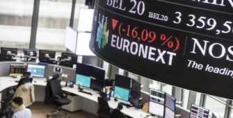 European Markets End Mostly Lower as U.S. Interest Rate Outlook Eyed