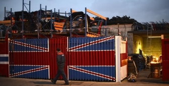 Британия: экономика в 4 квартале выросла меньше, чем ожидалось