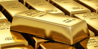 Gold Drops on Stronger Dollar Amid Hopes for Easing U.S.-N.Korea Tensions