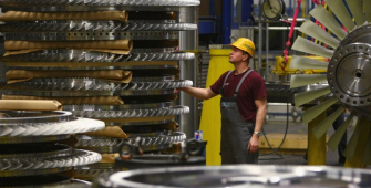Цены производителей ФРГ упали до минимума за 14 месяцев
