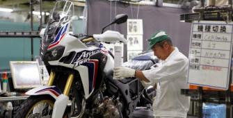 PMI Manufaktur Jepang Melambat pada bulan Maret