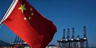 China Melaporkan Pertumbuhan PDB Triwulan Pertama di 2018 senilai 6,8%