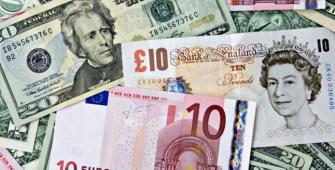 Dolar Sedikit Lebih Tinggi terkait Pengambilan Resiko dan Data AS yang menguat