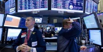 S&P 500, Nasdaq Naik Terkait Laporan Penghasilan, IBM Membebani Dow
